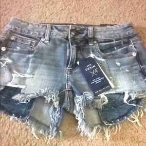 New American Eagle shorts